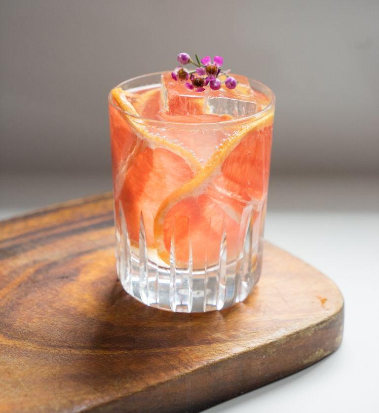 Romantic Craft Tequila Cocktails