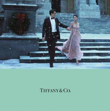 Snowy Love Story Ads Tiffany Co Holiday 2011