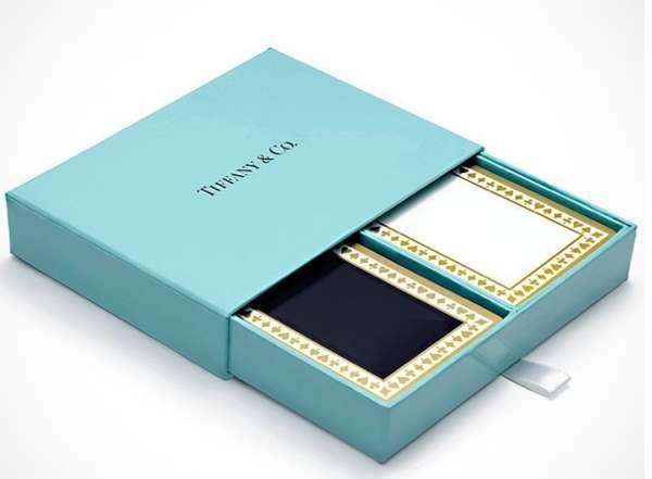 Jewelry Branded Card Decks