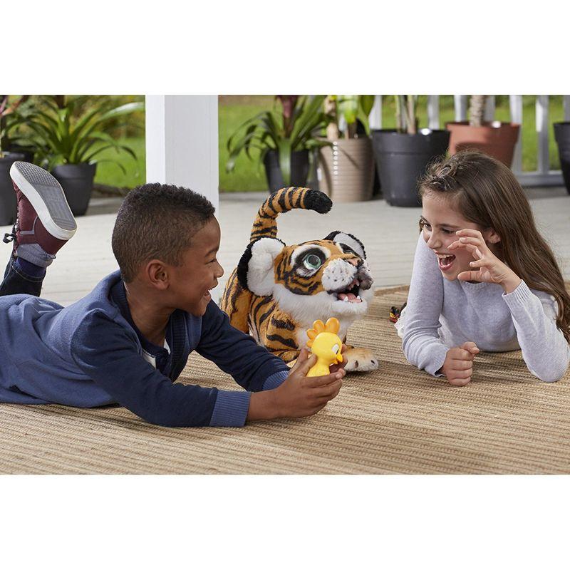 Interactive Robotic Tiger Toys