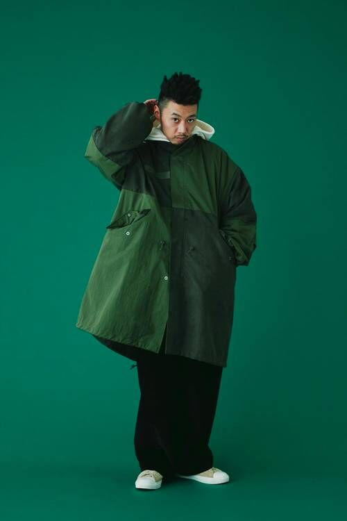 Oversized Vibrant Fall Outerwear
