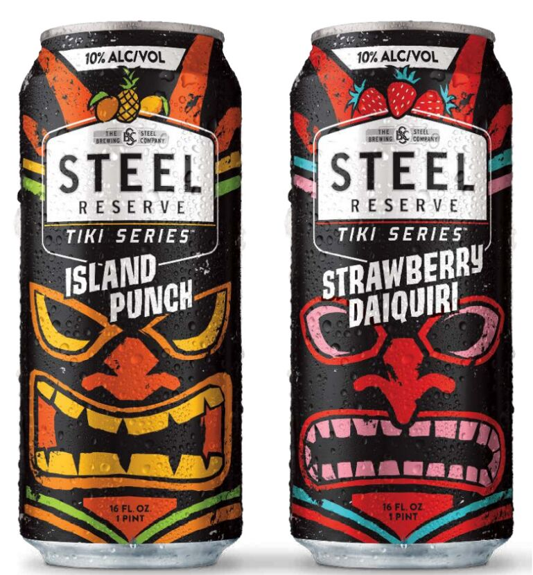 Canned Island-Inspired Cocktails