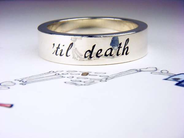 Fingerprint Rings After Death