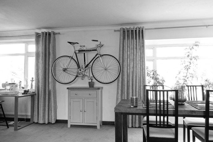 Streamlined Maintenance Bike Racks