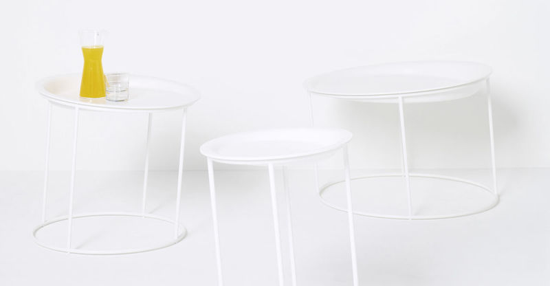 Stylish Tilting Tables