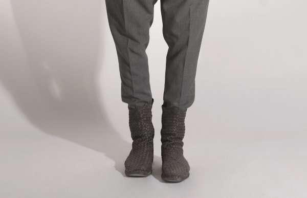 Men's Sock Booties