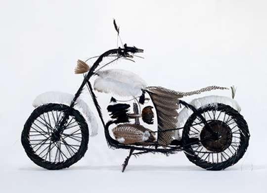 Plumed Bikes