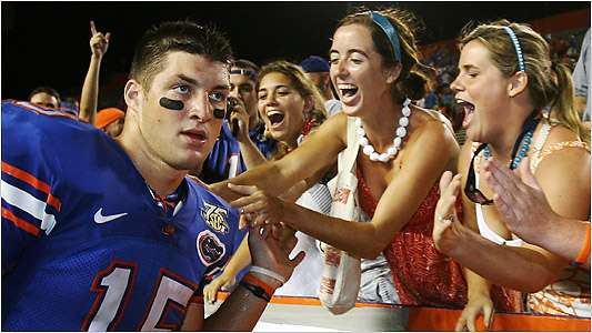 The struggle with dating a florida gator fan