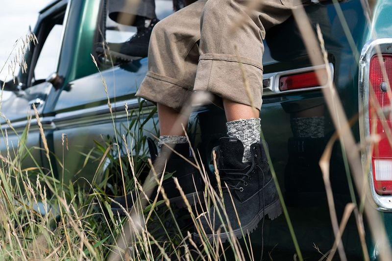 Terrain-Combating Rugged Boots