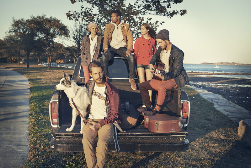Jovial Outdoorsy Lookbooks