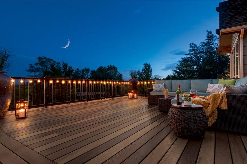 Sustainable Outdoor Deck Materials