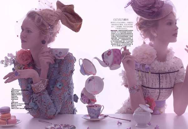 Tea Time Editorials