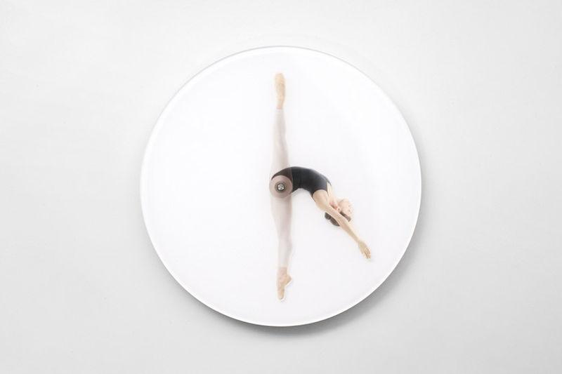 Dancer Wall Clocks