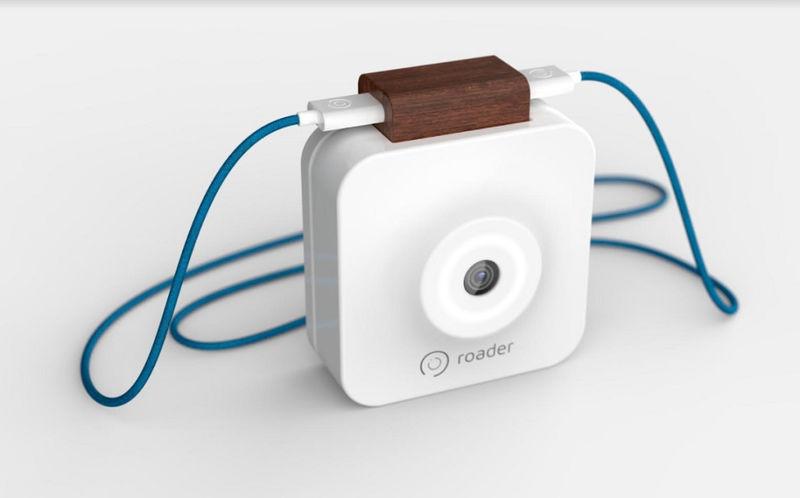 Constantly Recording Cameras : Time Machine Camera
