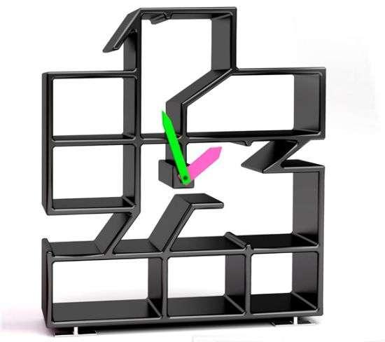 Time-Telling Furniture