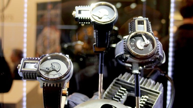 Industrial Novelty Watches