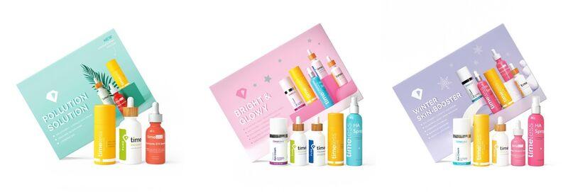 Pandemic Skincare Kits