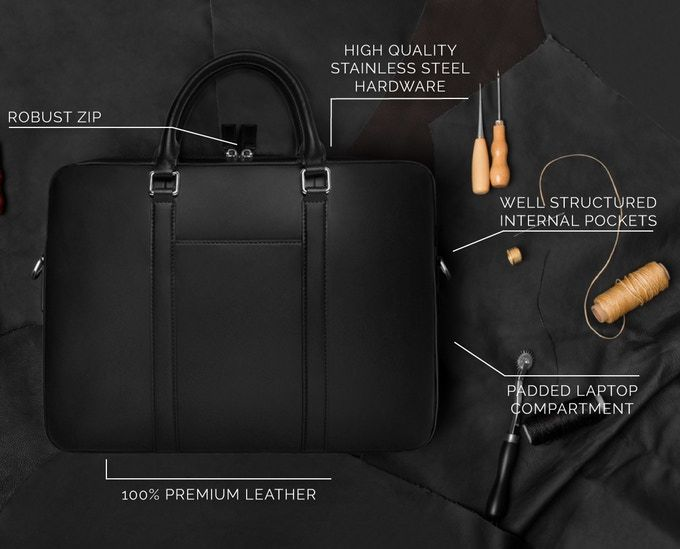 Timeless Leather Bag Designs