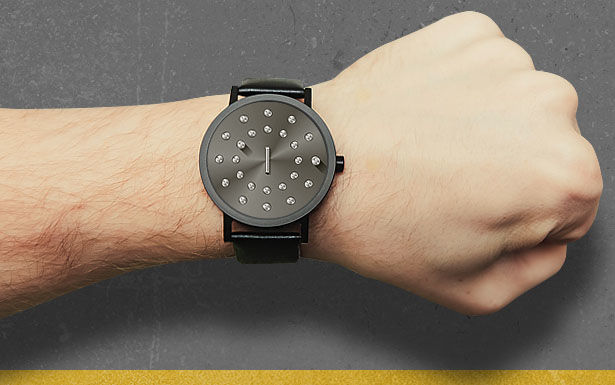 Visual Impairment-Friendly Watches