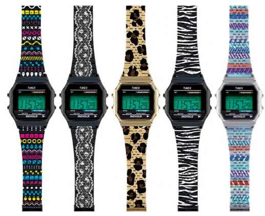 Safari Metallic Timepieces