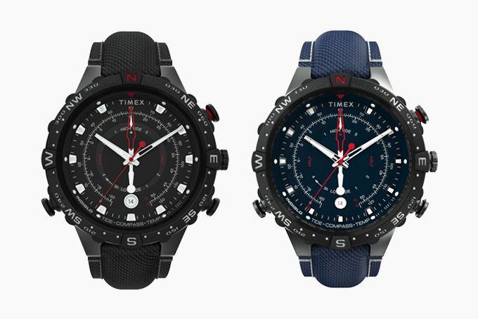 Feature-Rich Utilitarian Timepieces