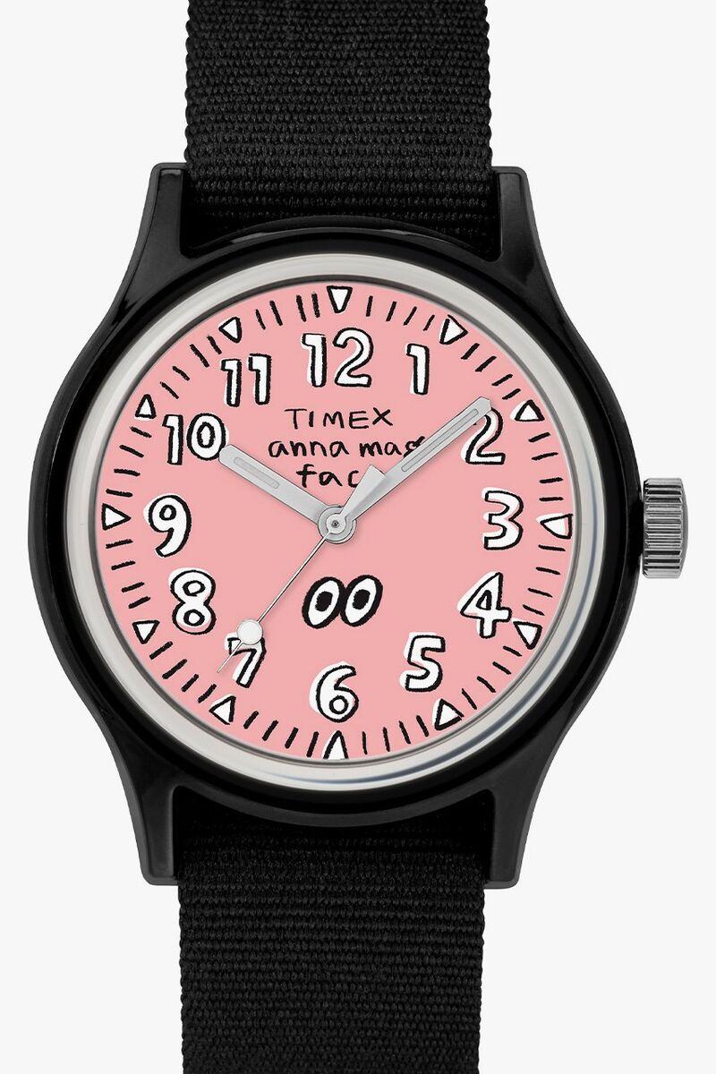 Artist-Designed Watch Faces