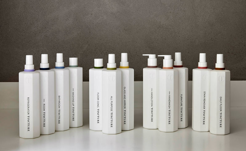 Botanical Cleaning Products