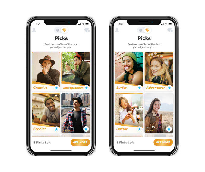 Personalized Dating App Selections