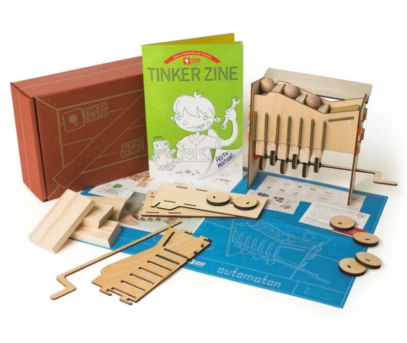 STEM-Focused Tween Kits