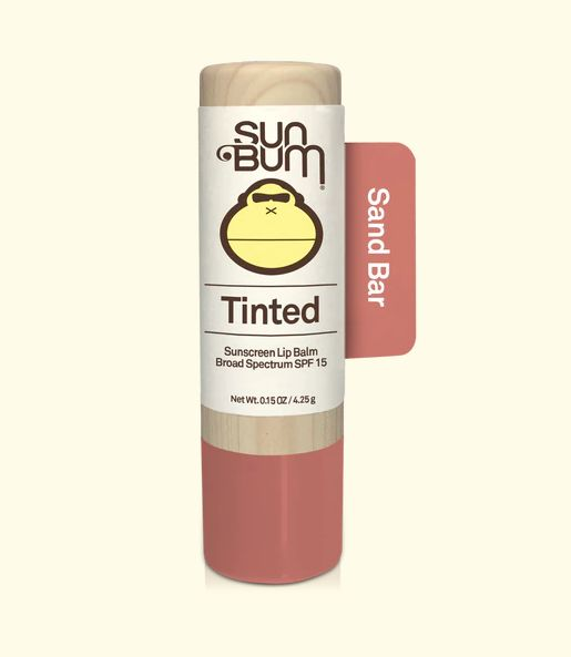 Tinted SPF Lip Balms