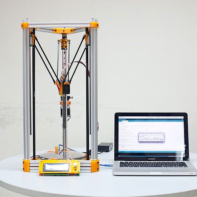 Tabletop 3D Printers