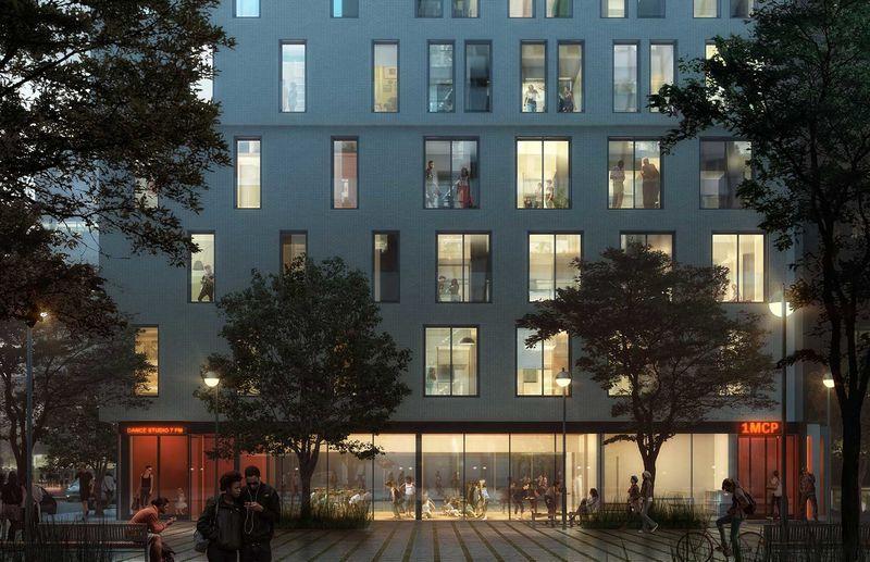 Prefab Micro Apartments