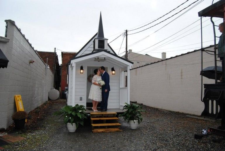 Towable Wedding Chapels
