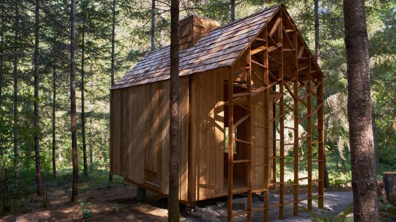 Timber-Built Tiny Classrooms