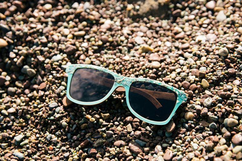 Sustainable Seashell Sunglasses