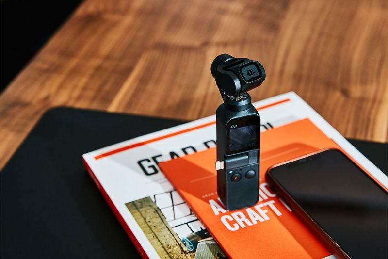 Incredibly Tiny Gimbal Cameras