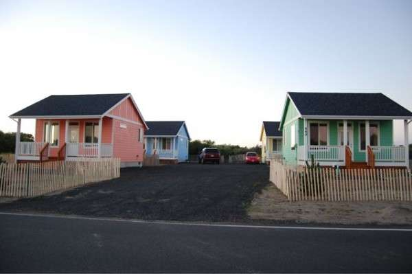 Beach Cabin Compounds