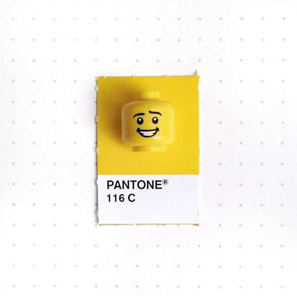 Object-Matching Pantone Chips
