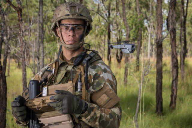 Miniature Reconnaissance Drones