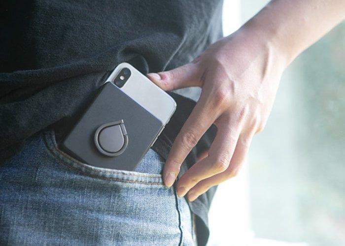 Self-Adhesive Smartphone Powerbanks