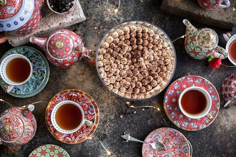 Chai Latte Tiramisus