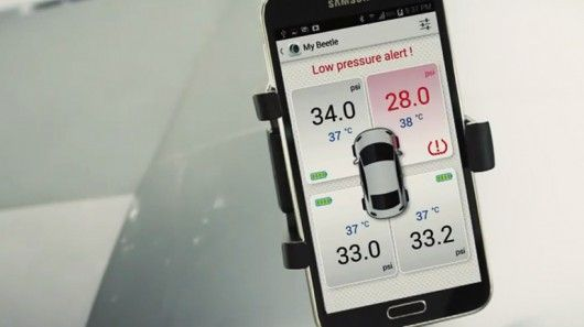 Bluetooth Tire Pressure Monitors