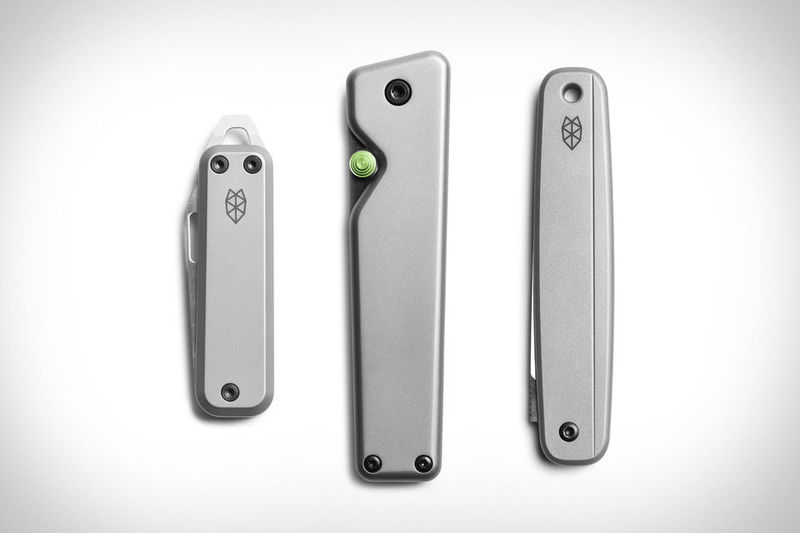 Slim Compact Pocket Blades