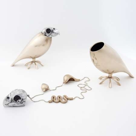 Bird Gut Jewelry