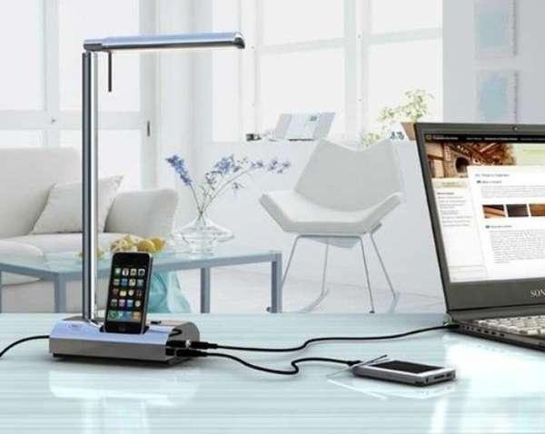 Geeky Desk Lamps