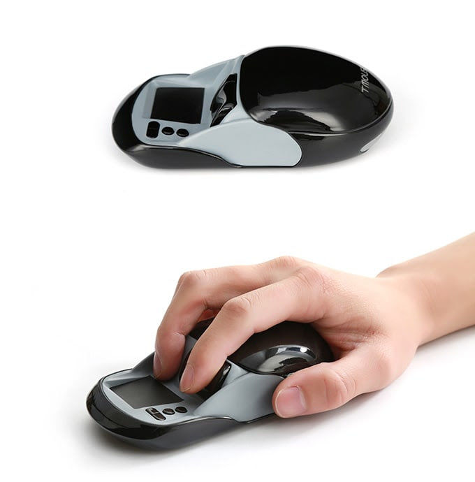 Reshaped Gaming Mice