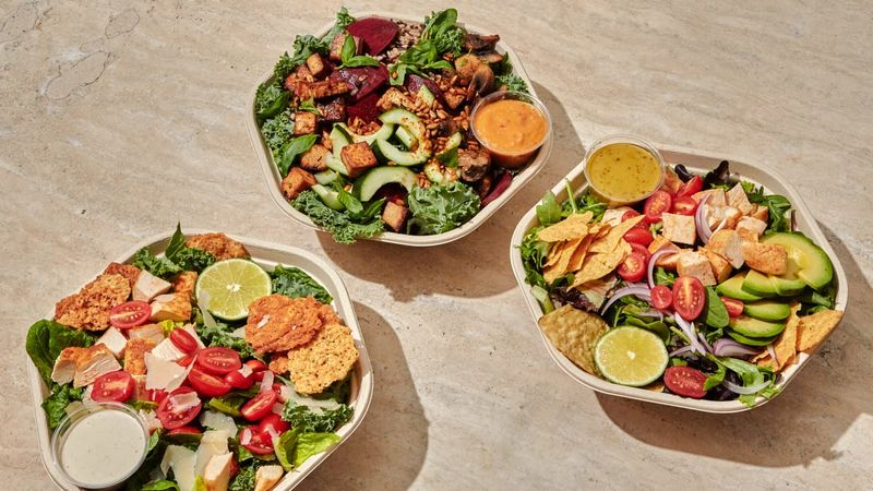 Compostable To-Go Bowls