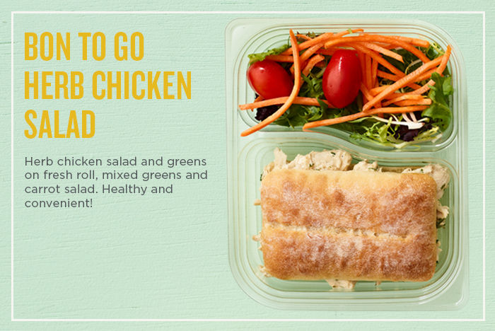 Grab-and-Go Lunch Boxes