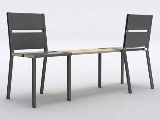 Simplistic Customizable Seating