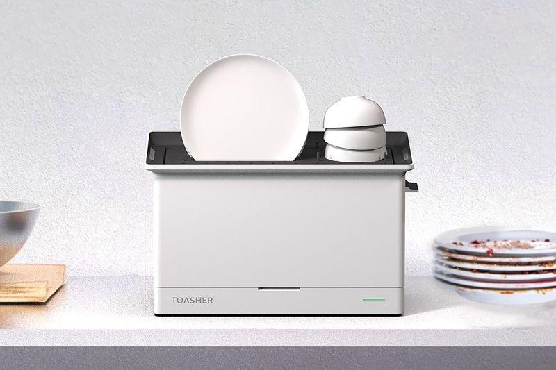 Toaster-Inspired Dishwashers